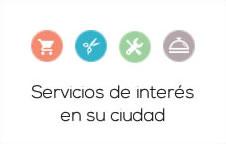 Servicios de Interés