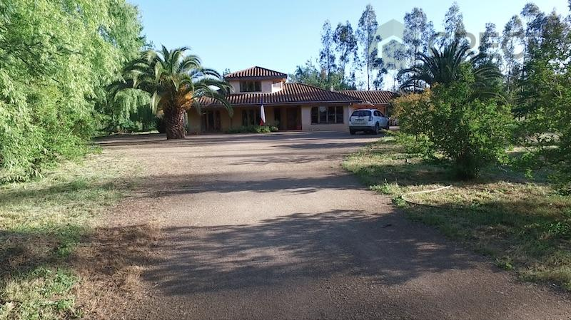 Casa + Parcela de 1 hectárea, Km 11 camino a Panimavida