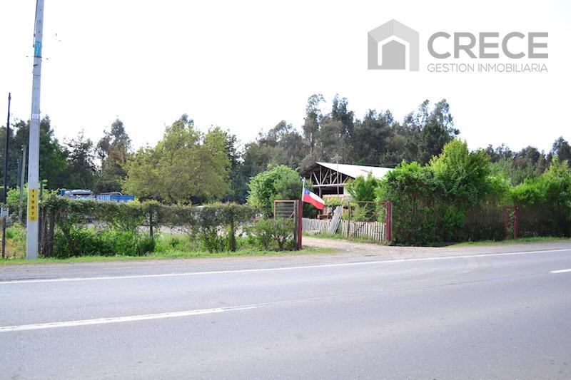 Parcela con Casa y Galpón a 5km de Linares, Camino San Juan, VII región.