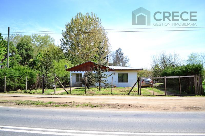 Casa en Retiro, avenida principal, Retiro, Parral, VII región del Maule