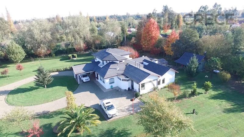 Casa en Linares, Parcela de agrado 7500m2, Linares, VII Región.