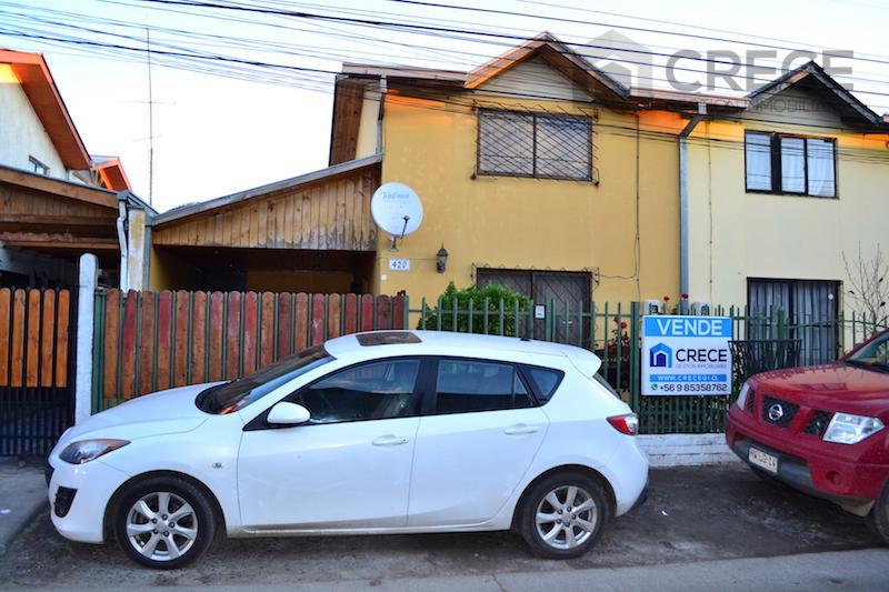 Casa Villa Los Alerces, Parral, VII región del Maule, CHILE