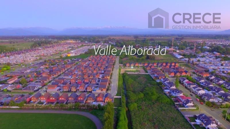Arriendo Casa Valle Alborada, Linares, VII región del Maule, CHILE