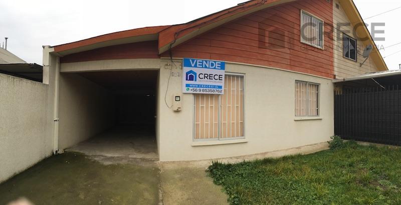 Casa en Linares, Sector Quiñipeumo, VII región del Maule