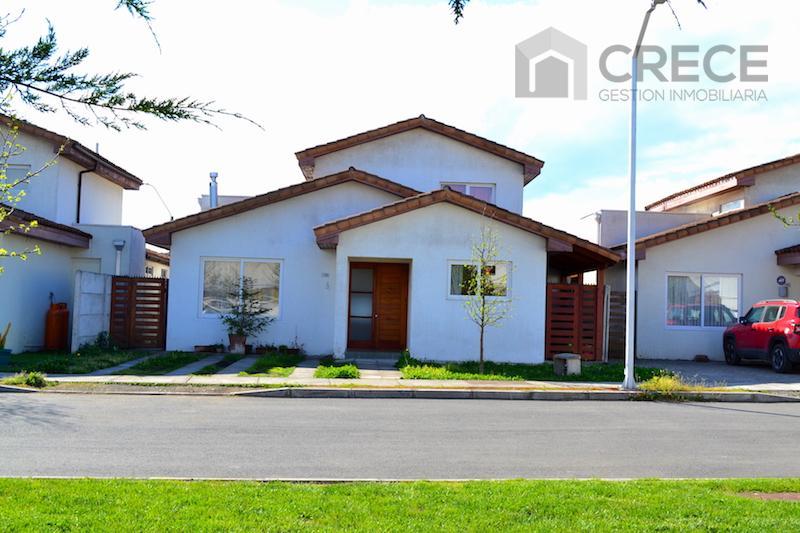Casa Villa Maria, condominio, Linares, VII región del Maule.