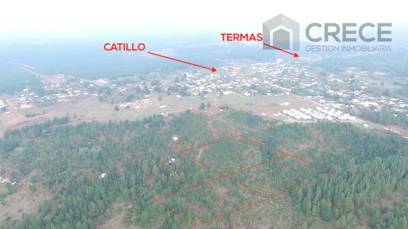 Parcelas de Agrado en Catillo a solo 27km de Parral