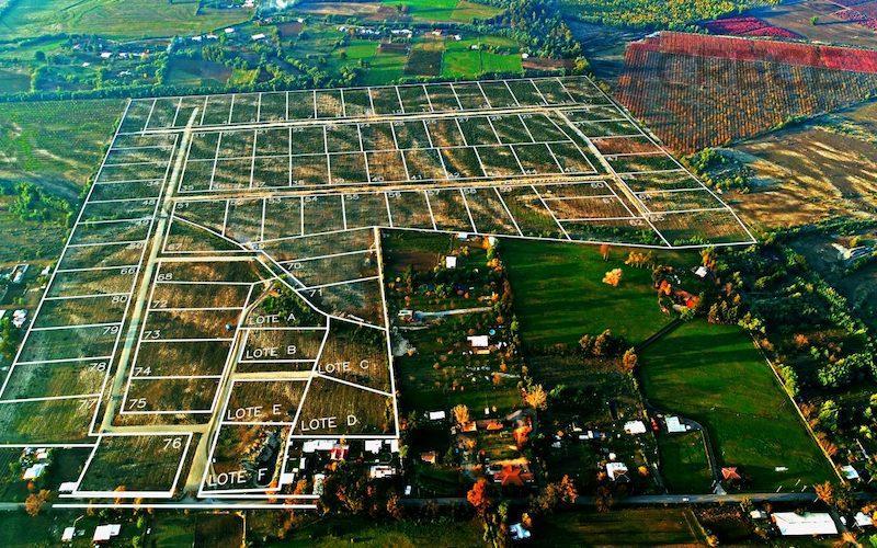 Loteo Las Pircas, Parcelas 5000m2, Linares, VII región del Maule, CHILE