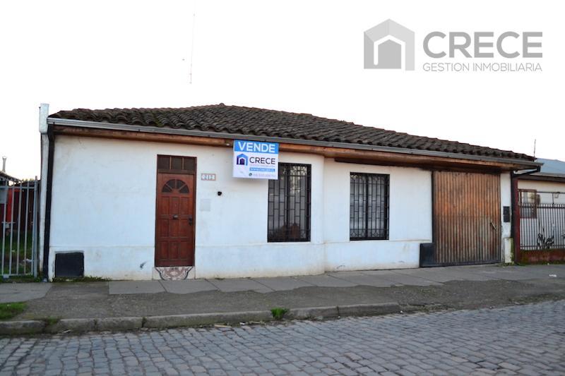 Casa en el centro de Parral, VII región del Maule