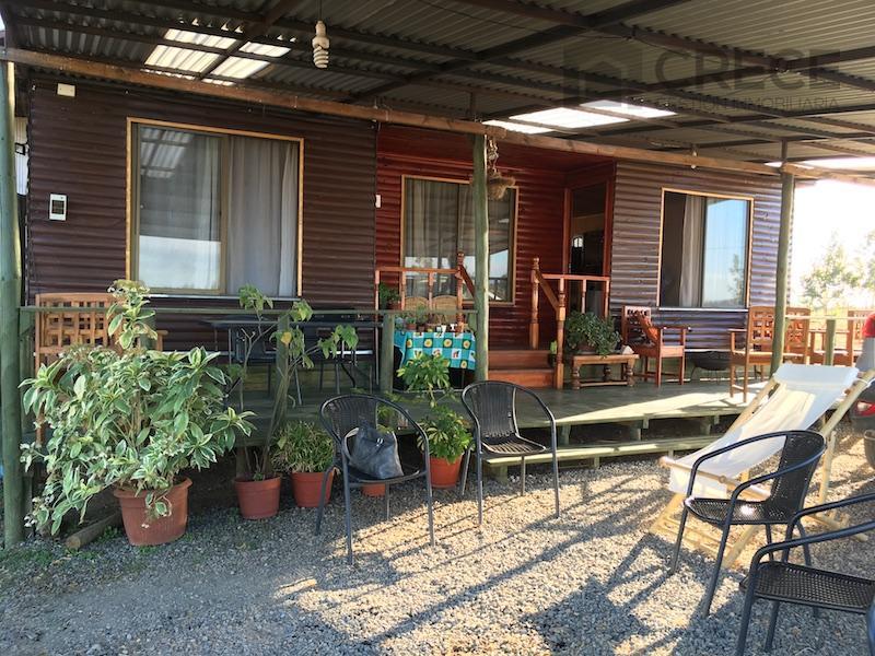 Casa + Parcela 1 Hás, sector el Cienago, Parral, VII región, CHILE