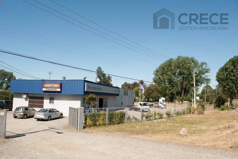 Propiedad Comercial en Av. Leon Bustos, Linares