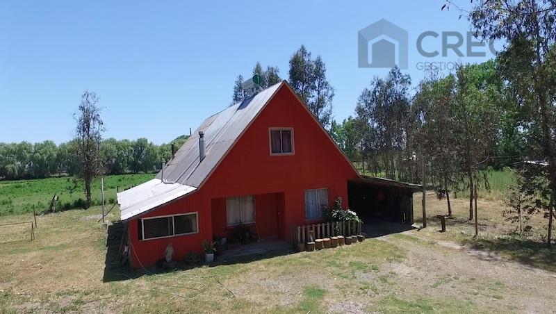 Casa + Parcela en Quinamávida a solo 16 Km de Linares.