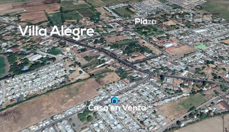 Casa Villa Alegre, a pasos del centro, VII región del Maule, Chile