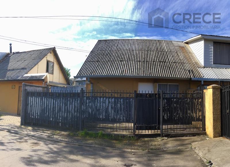 Casa en Villa Pilar 1, Sector Buenos Aires, Parral, VII región del Maule, CHILE