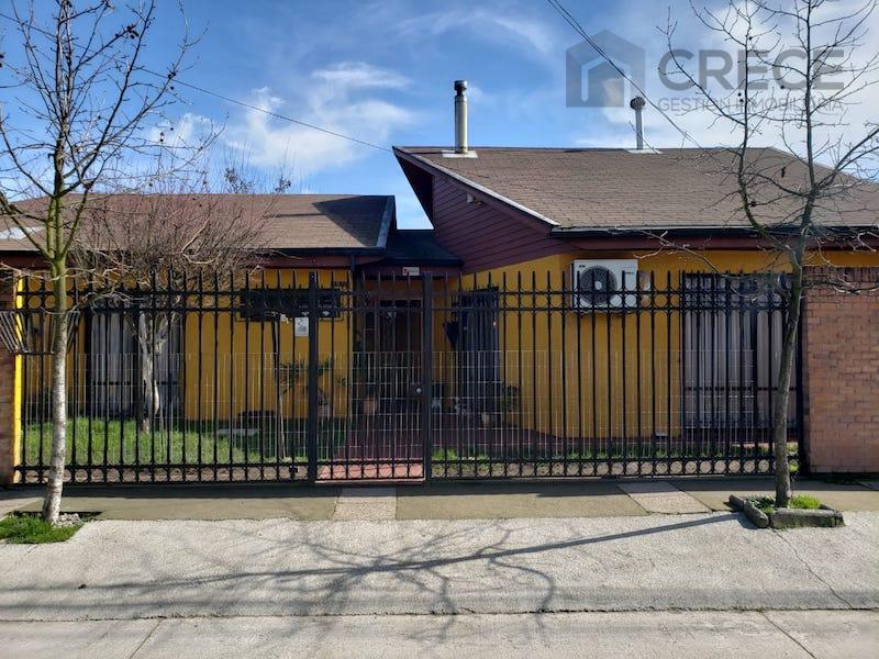 Casa en Linares, amplia de un piso, VII Región del Maule, CHILE