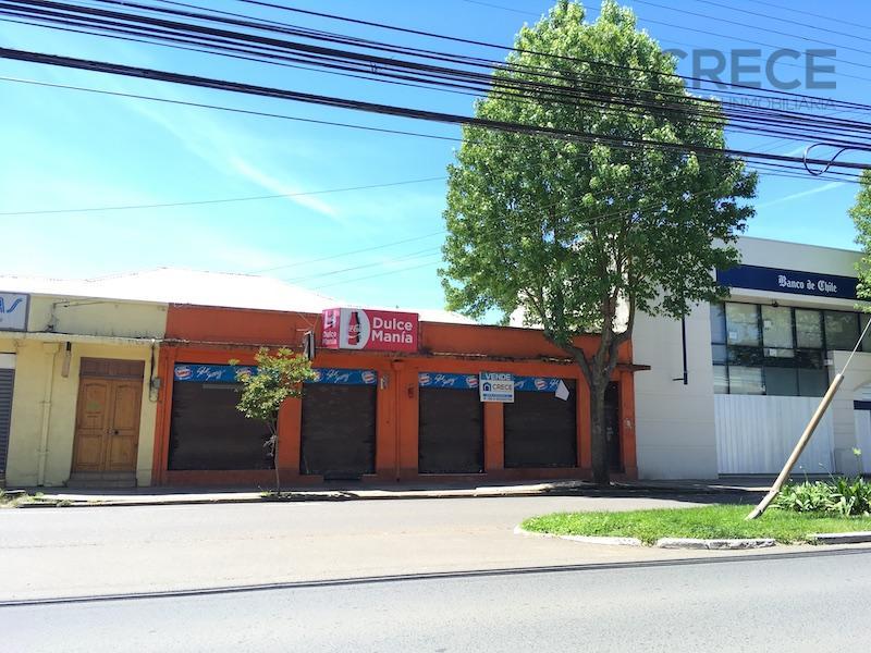 Local Comercial en el Centro de Parral, Calle Anibal Pinto, Parral, Séptima Región del Maule, CHILE