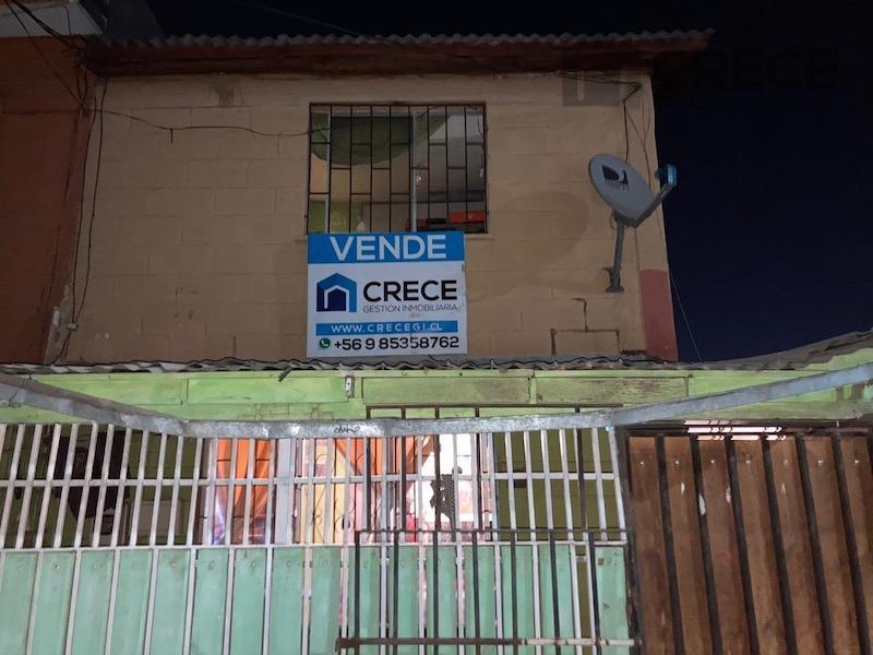 Casa Villa San Enrique, Quilicura, Santiago, Chille.