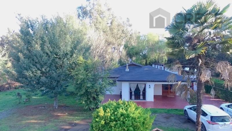 Casa con negocio y parcela en Vara Gruesa, Linares, VII región del Maule