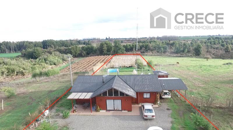 Casa en Parcela de 5000m2 a 7km de Parral, VII Región del Maule