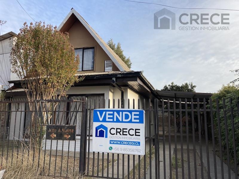 Casa en Linares, Calle Jose Abelardo Nuñez, VII región, CHILE