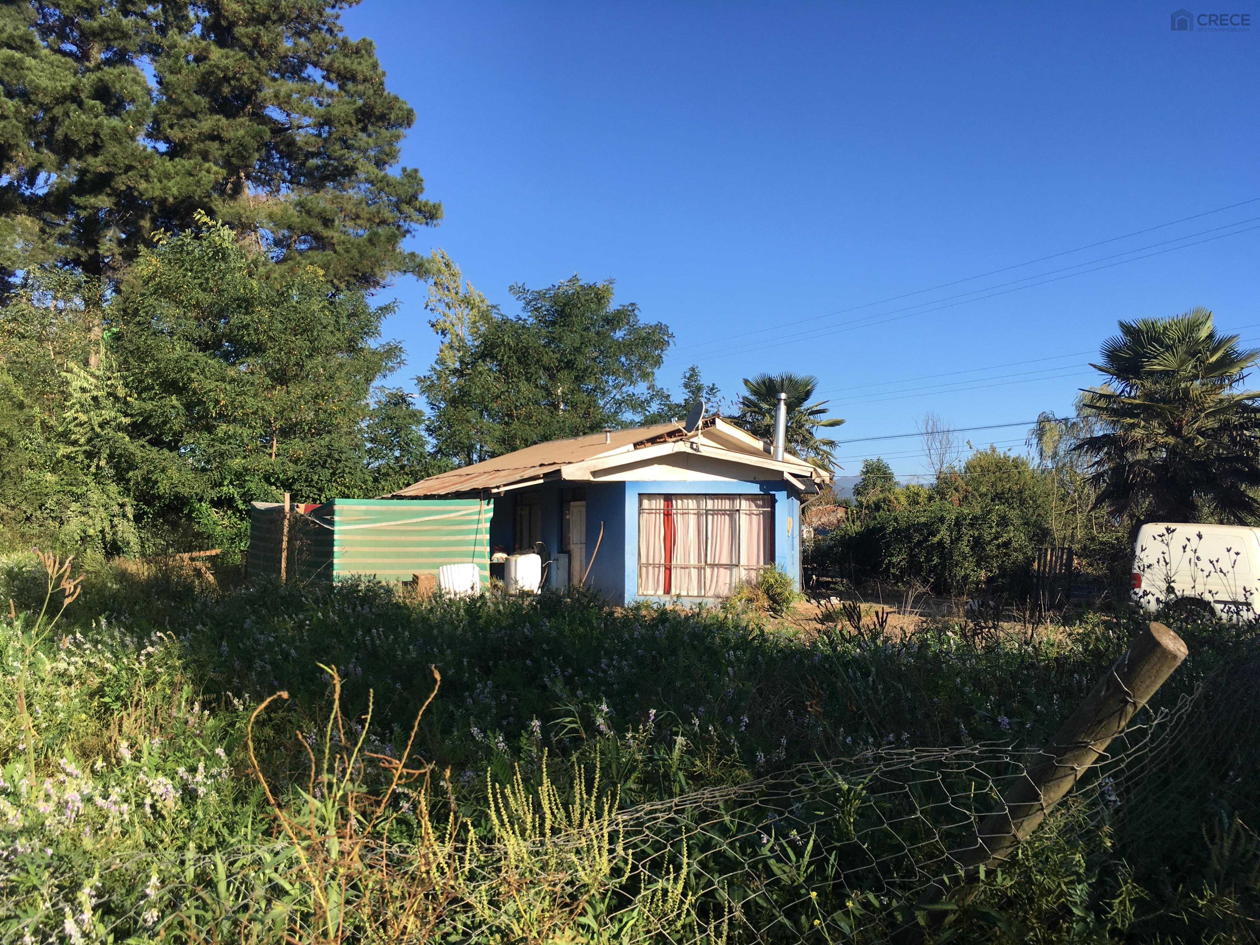 Parcela y Casa en Colbún, VII región del Maule.